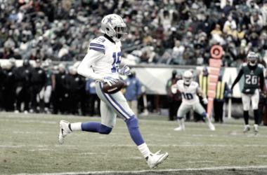 Butler anotó el único Touchdown del partido | Foto: NFL