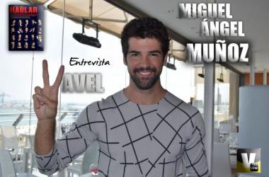 """Entrevista. Miguel Ángel Muñoz: """"Rodar en plano secuencia es una experiencia impresionante"""""""