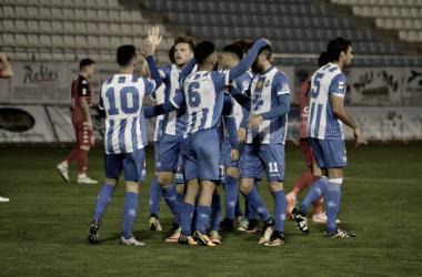 La permanencia del Lorca Deportiva, un milagro muy real