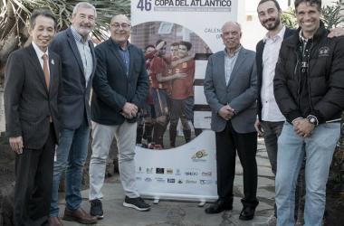 La sub-18 de Pablo Amo echa a rodar en la Copa del Atlántico