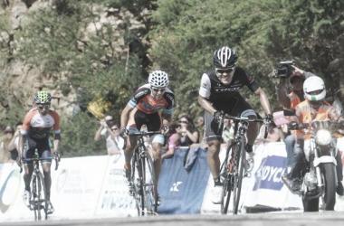 Giro de Italia 2014, octava etapa: Julián Arredondo asume el liderato de la montaña