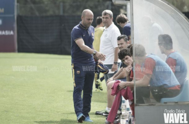 """Gabri: """"Aleñá es un jugador que hemos de cuidar"""""""