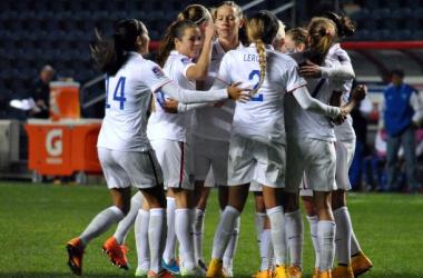 Notable mejoría en la segunda victoria en CONCACAF de Estados Unidos