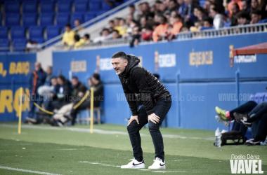 Garcí aPimienta en el Johan Cruyff | Foto: VAVEL