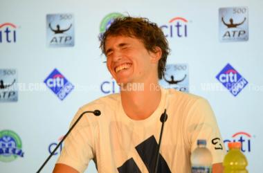 ATP Citi Open: Alexander Zverev talks about his semifinal win over Stefanos Tsitsipas
