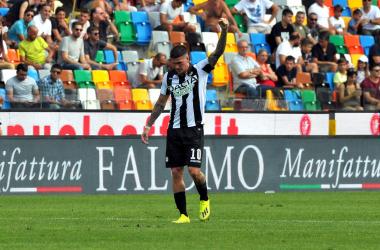 Rodrigo De Paul, uomo chiave dei bianconeri