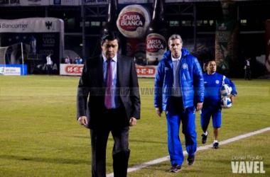 """Luis Fernando Tena: """"Vamos a ir con todo"""""""