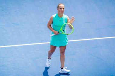 Western and Southern Open: Ashleigh Barty vs Svetlana Kuznetsova photo gallery