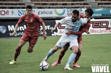 Fotos e imágenes del SD Compostela 0-0 CYD Leonesa de la jornada 8, Segunda División B Grupo I