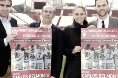 El Funda Albacete Femenino vuelve al Carlos Belmonte | Foto: albacetebalompie.es