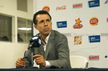 """Carlos Barra: """"Tenemos que salir adelante"""""""