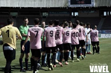 Fotos e imágenes del SD Compostela 3-1 Real Avilés CF de la jornada 38, Segunda División B Grupo I