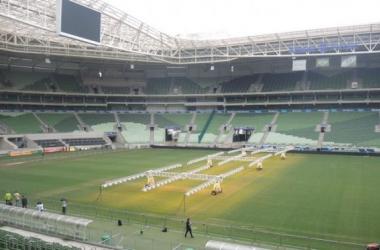 WTorre fará reforma no gramado do Allianz Parque após shows