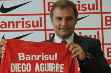 Diego Aguirre fue despedido de Inter de Porto Alegre