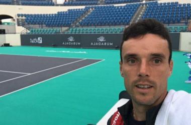 ATP Dubai, il programma di lunedì - Bautista Agut Twitter