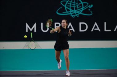 Mubadala World Tennis Championship - Il ritorno di Serena - MWTC Twitter