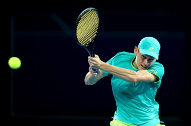 ATP Brisbane - De Minaur annienta Raonic