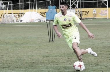 Sergio Almirón: del Atlético Huila al Deportivo Táchira