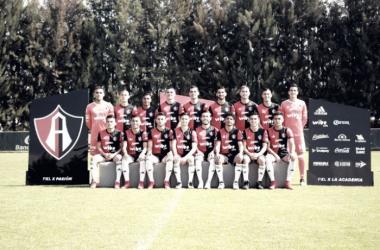 Un total de 17 jugadores fueron presentados | Foto: Atlas FC