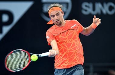 ATP Brisbane - Avanza Dolgopolov, cade Johnson