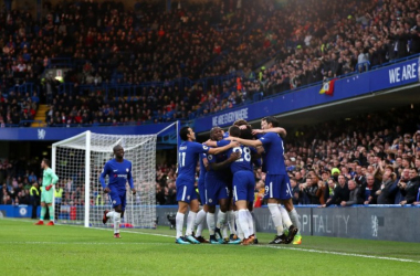 Chelsea, Conte all'esame Arsenal - Chelsea Twitter