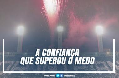 Especial Libertadores-2012: A superstição que acompanha a Fiel