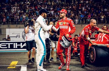 """Formula 1 - Hamilton: """"E' stato un onore lottare con Vettel"""""""