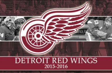 Detroit Red Wings 2015/16