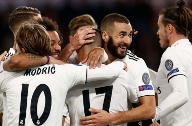 Fonte foto: Twitter Real Madrid