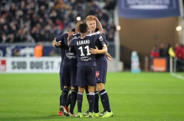 source photo: twitter Girondins de Bordeaux