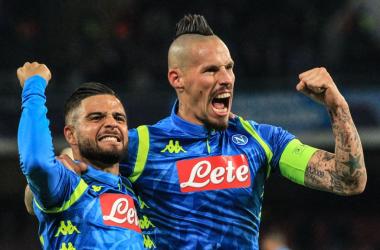 Champions League - Il Napoli schianta la Stella Rossa: 3-1 al San Paolo