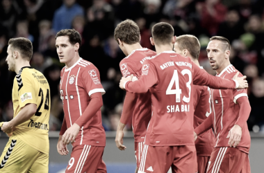 Foto: Twitter FC Bayern English