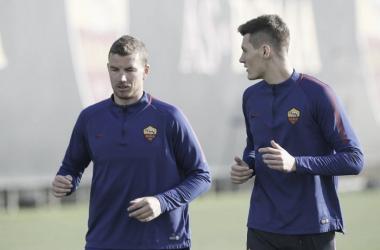 Verso Roma vs Sampdoria, Di Francesco lancia Schick e ritrova Perotti