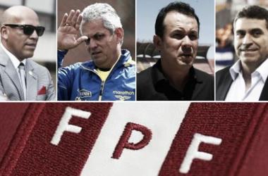 El más sonado del momento en la FPF, es el actual D.T de Juan Aurich: Roberto Mosquera. Foto: depor.pe
