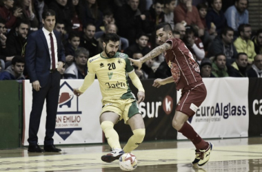 Jaén liquida la buena racha de ElPozo