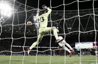Premier League: 1-1 tra West Ham e Crystal Palace. Benteke e Noble i marcatori