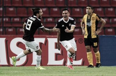 Carabobo FC irá a Paraguay con una ventaja que pudo ser mayor