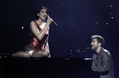 Dua Lipa y Pablo Alborán, protagonistas de LOS40 Music Awards/ Fuente: Twitter oficial de LOS40 (@LOS40)