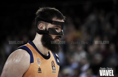 Bojan Dubljevic jugador del Valencia Basket / FOTO: Noelia Déniz (VAVEL)