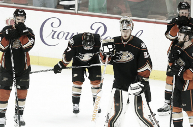 Cuatro puntos de treinta y tres posibles suman los Ducks en los últimos once encuentros. Foto:https://www.si.com