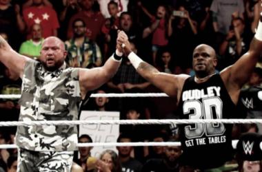 The Dudley Boyz turned Heel on Monday Night Raw (image:talksport)