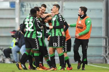 Fonte: Twitter Sassuolo Calcio