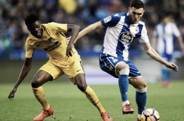 Thomas volta a salvar Atlético de Madrid e garante vitória frente ao Deportivo La Coruña