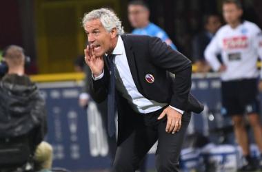 """Bologna, Donadoni è pronto per Napoli e carica Verdi: """"Deve lasciarsi tutto alle spalle per crescere""""   Twitter Bologna"""