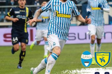 Serie A - Tutti scontenti al Paolo Mazza: 0-0 tra SPAL e Chievo