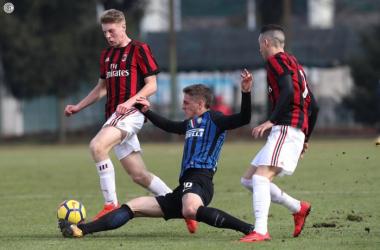 Campionato Primavera: l'Inter perde il derby ma mantiene la vetta