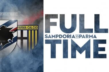 Serie A- La Sampdoria è tornata. Parma battuto 2-0