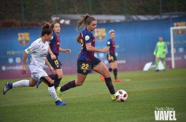 Lieke Martens, esta temporada. Foto: Noelia Déniz