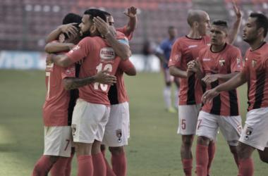 Deportivo Lara celebra su primer triunfo en el Torneo Apertura 2018 | FOTO: Prensa Deportivo Lara