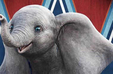 Póster internacional de Dumbo. Foto: Fotogramas